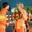 Nicholas D'Agosto (left) and Eric Christian Olsen star in Screen Gems' comedy FIRED UP. Photo credit: Suzanne Tenner. © 2009 Screen Gems, Inc.  All rights reserved.