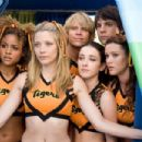 (l to r) Hayley Marie Norman, Sarah Roemer, Eric Christian Olsen, Margo Harshman, Nicholas D'Agosto and Danneel Harris star in Screen Gems' comedy FIRED UP. Photo credit: Suzanne Tenner. © 2009 Screen Gems, Inc.  All rights reserved.