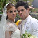 Eiza González and Eleazar Gómez