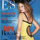 Keira Knightley - ES Magazine April 03