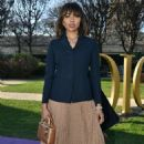 Kat Graham – Attends the Dior Haute Couture SS 2020 Show in Paris
