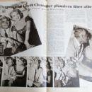 Lana Turner - Funk und Film Magazine Pictorial [Austria] (7 September 1957) - 454 x 334