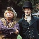 Chris Farley and Matthew Perry in Warner Brothers' Almost Heroes - 1998