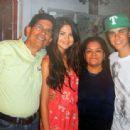 Rare photos of Selena Gomez With Her Family & Justin Bieber