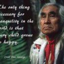 Chief Dan George  -  Wallpaper - 454 x 362