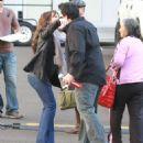 "Jennifer Love Hewitt - On the ""The Lost Valentine"" set, 17.11.2010."
