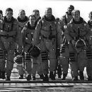 Owen Wilson, Anthony Guidera, Ben Affleck, Greg Collins, Steve Buscemi, Ken Campbell, Bruce Willis, Michael Clarke Duncan, Will Patton, Grayson McCouch and Clark Brolly in Touchstone's Armageddon - 1998