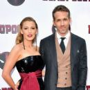 Ryan Reynolds and Blake Lively :  'Deadpool 2' New York Screening - 452 x 600