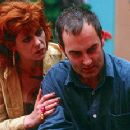 Siobhan Redmond and Gilbert Martin in Trimark's Beautiful People - 2000