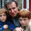 Nicholas Farrell (center), with his two sons Bobby Williams (left) - and Joseph Williams (right) in Trimark's Beautiful People - 2000
