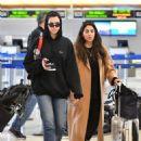 Dua Lipa – Arrives at LAX International Airport in LA - 454 x 616