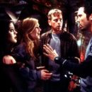 Kim Director, Tristen Skyler, Stephen Barker Turner and Jeffrey Donovan in Artisan's Book of Shadows: Blair Witch 2 - 2000 - 400 x 274