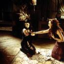 Kim Diamond (Kim Director) and Erica Geerson (Erica Leerhsen) in Artisan's Book of Shadows: Blair Witch 2 - 2000 - 400 x 267