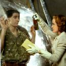Jake Gyllenhaal and Swoosie Kurtz in Touchstone's Bubble Boy - 2001