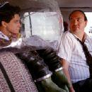 Jake Gyllenhaal and John Carroll Lynch in Touchstone's Bubble Boy - 2001