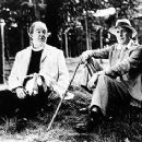 Rhys Ifans and Michael Gambon in Dancing At Lughnasa