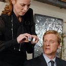 Daisy Donovan as Martha and Alan Tudyk as Simon in Metro-Goldwyn-Mayer's Death at a Funeral - 2007