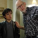 Peter Dinklage and Frank Oz director's of Death at a Funeral - 2007