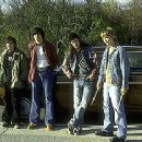 Edward Furlong, Guiseppe Andrews, James De Bello and Sam Huntington in Detroit Rock City