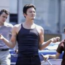 Balthazar Getty, Norman Reedus and Frankie Muniz in United Artists' Deuces Wild - 2002