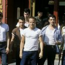 James Franco, Brad Renfro, Alex City, Stephen Dorff, Ronnie Marmo, Danny Cistone and Shamus Murphy in United Artists' Deuces Wild - 2002