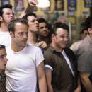Frankie Muniz, Stephen Dorff and Brad Renfro in United Artists' Deuces Wild - 2002