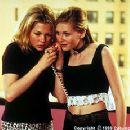Michelle Williams and Kirsten Dunst in Dick