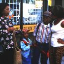 Mary Alice, Kulani Hassin, Mpho Koaho and Alfre Woodard in Down In The Delta - 350 x 254