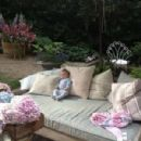 Putting her adorable little girl on display, Jessica Simpson took to her Twitter page on Friday (July 13) to post a picture of baby Maxwell living the good life