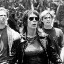 Mark Pellegrino, Jamie Lee Curtis and Casey Affleck in Destination Films' Drowning Mona - 2000