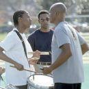 Nick Cannon, Leonard Roberts and Orlando Jones in 20th Century Fox's Drumline - 2002 - 454 x 301