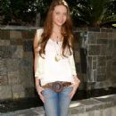 Daveigh Chase - Melanie Segal's Platinum Luxury Gifting Suite - Day 2, 24 Aug 2005
