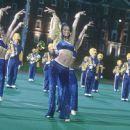 Zoe Saldana, center front in 20th Century Fox's Drumline - 2002