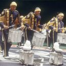 Leonard Roberts and Nick Cannon in 20th Century Fox's Drumline - 2002 - 454 x 303