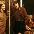 Rachel Weisz, Joseph Fiennes and Jude Law in Paramount's Enemy At The Gates - 2001