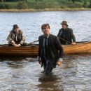 Stephen Rea, Pierce Brosnan and Aidan Quinn in MGM's Evelyn - 2002