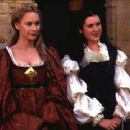 Megan Dodds with Melanie Lynskey in 20th Century Fox's Ever After - 1998 - 350 x 235