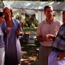 Maura Tierney, Blythe Danner, David Strickland and Ronny Cox in Forces Of Nature
