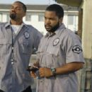 Mike Epps and Ice Cube in New Line's Friday After Next - 2002