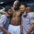 Ice Cube, Terry Crews and Mike Epps in New Line's Friday After Next - 2002