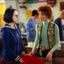 Thora Birch and Illeana Douglas in United Artists' Ghost World - 2001