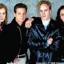 Sarah Polley, Scott Wolf, Jay Mohr and Katie Holmes in Go