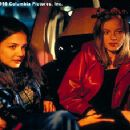 Katie Holmes with Sarah Polley in Go