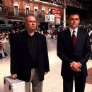 Len Collin and Kevin McNally in Touchstone's High Heels and Low Lifes - 2001