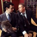 Kevin Eldon and Mark Williams (I) in Touchstone's High Heels and Low Lifes - 2001