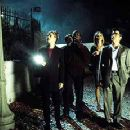 Ali Larter, Chris Kattan, Taye Diggs, Bridgette Wilson and Peter Gallagher in Warner Brothers' House On Haunted Hill - 10/99