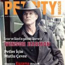 Winsor Harmon - Petcity Magazine Cover [Turkey] (April 2013)