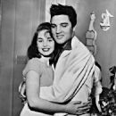 Elvis Presley and Kathy Gabriel, Graceland, December 27, 1957 - 454 x 572