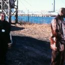 Stanley Tucci and Omar Epps in In Too Deep - 8/99