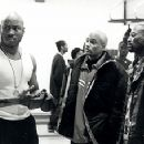 LL Cool J, Hill Harper and Omar Epps in In Too Deep - 8/99